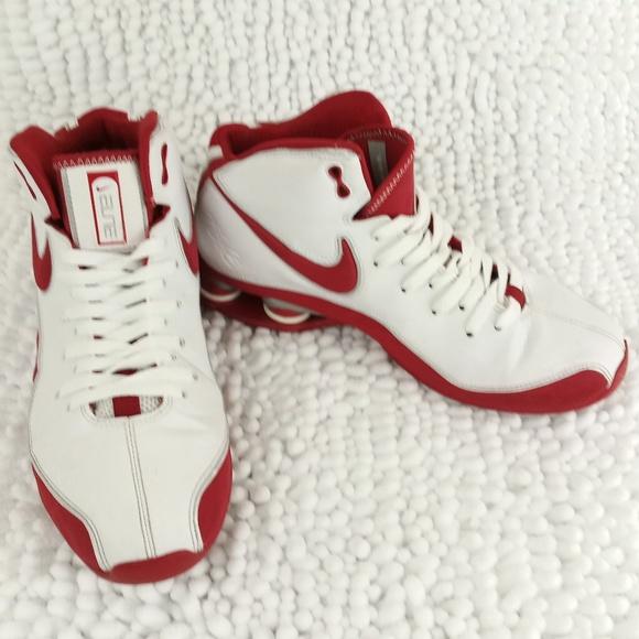 best loved d3bda 99ed5 Nike Zoom Air Elite Shox Basketball Shoes 8.5. M 5c02fb47a5d7c69c8ea4f641